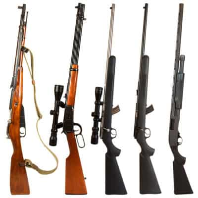 Top 14 List – Guns For Hunting