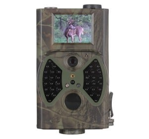 Built-In Viewers Trail Camera
