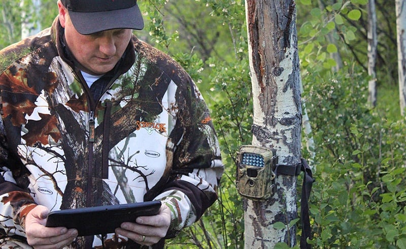 how to update firmware browning trail camera