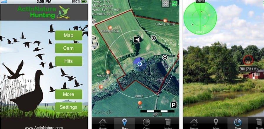 Top 10 Best Deer Hunting Apps For IOS and Android
