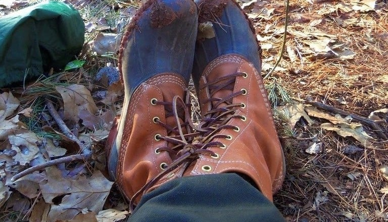 ec478d3649ed LL Bean Maine Hunting Shoe Review - When It is Best